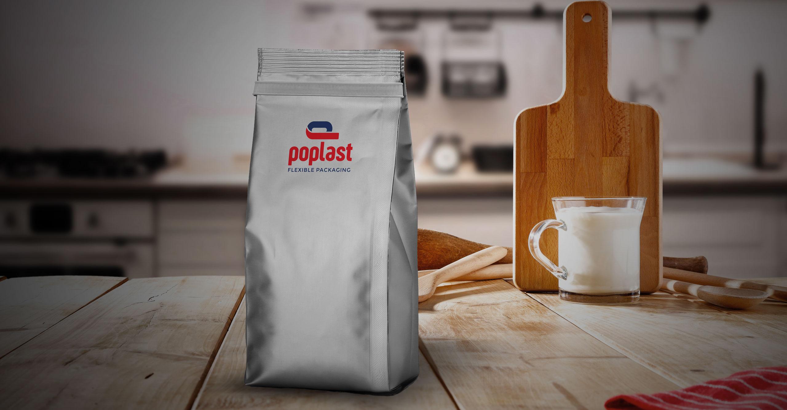 Poplast - imballaggi flessibili per caffè alluminio